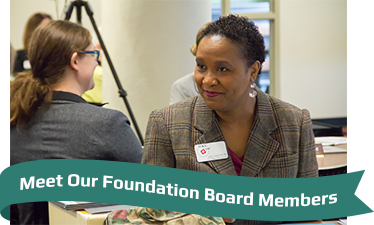 Meet our Foundation Board members