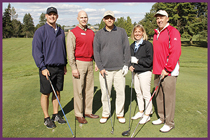 Frank J. Dixon Golf Tournament