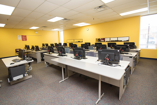 Computer Instructional Lab (106)
