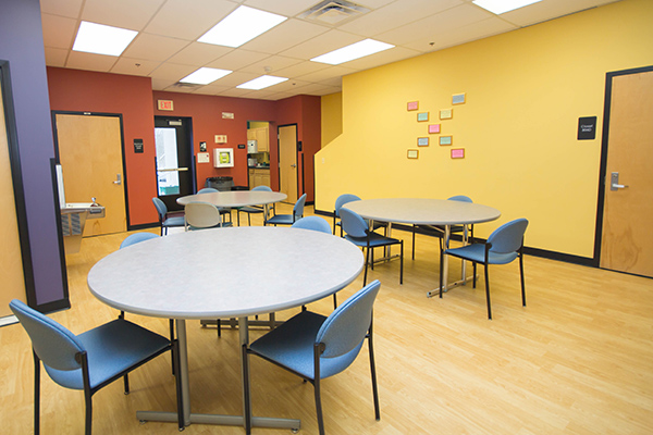 Nursing Student Lounge (306)