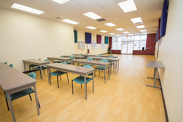 Physical Education SMART Classroom (410)