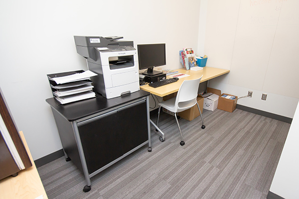 Admissions Office Conference Room (132A)