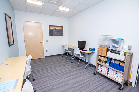 Student Access Services Conference Room (133B)