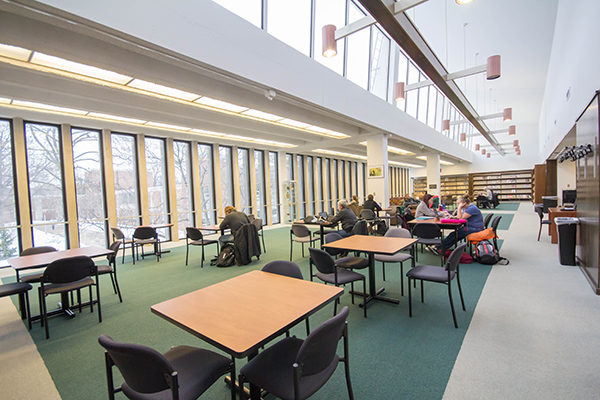 Library Study Lounge (208)