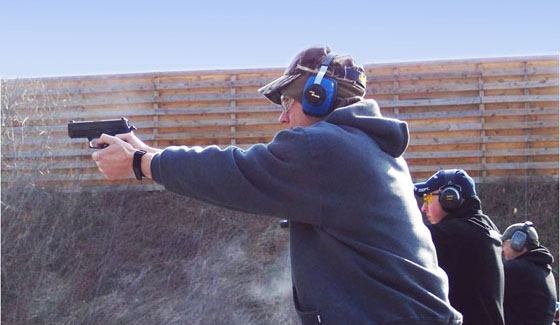 Law Enforcement Firearms Training