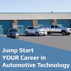 Jump Start Your Career with Automotive Technology