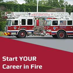 Start your Career in Fire