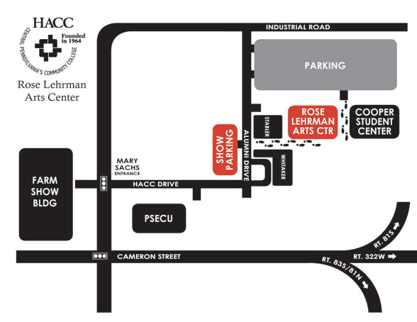 Hacc Harrisburg Campus Map Related Keywords Suggestions Hacc