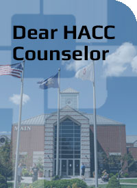 Dear HACC Counselor Web Button