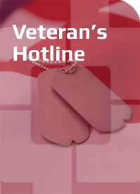Veteran's Hotline
