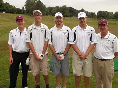 Fall Golf Team