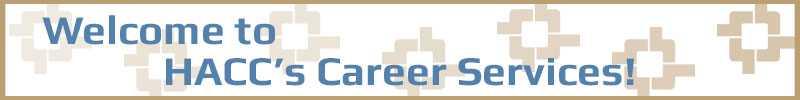 Welcome to Career Services Banner