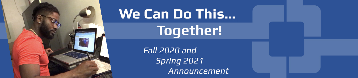 Fall and Spring Announcement