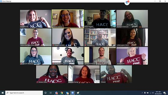 Admissions Team Zoom Pic