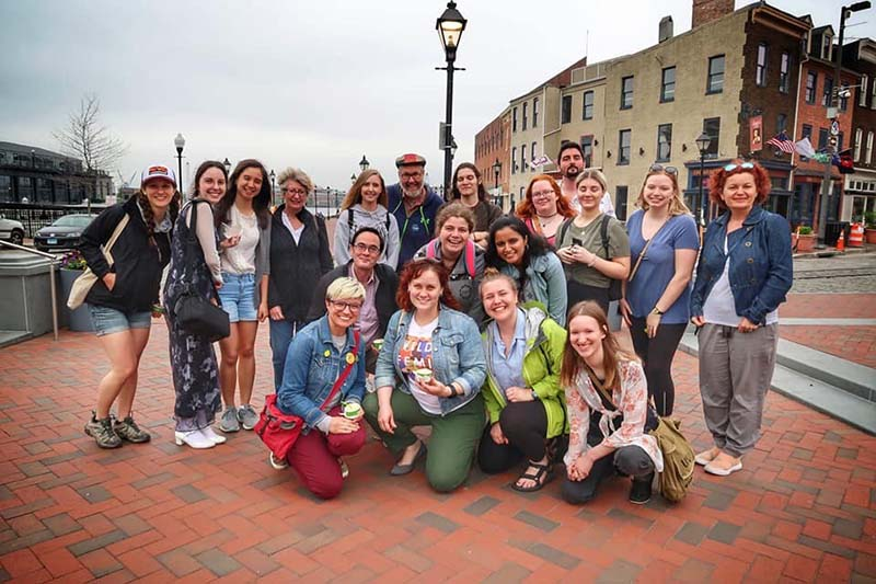 Baltimore May 2019 Honors Students