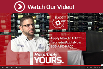 Learn more about Culinary Arts on YouTube!