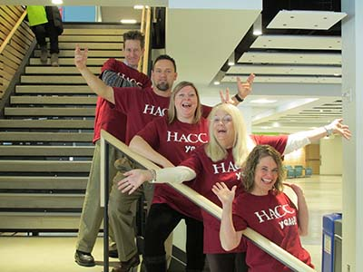 HACC Admissions Counselors